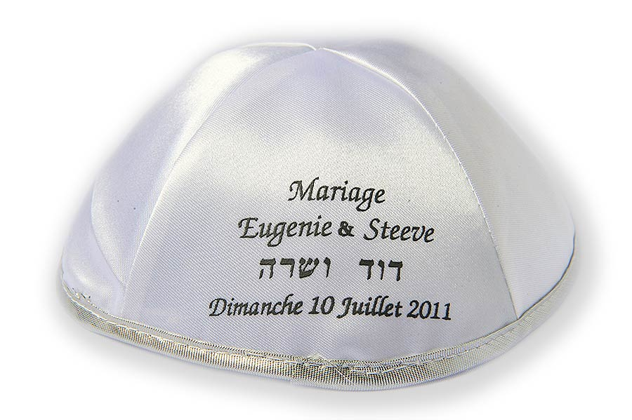 WEDDING KIPPOT