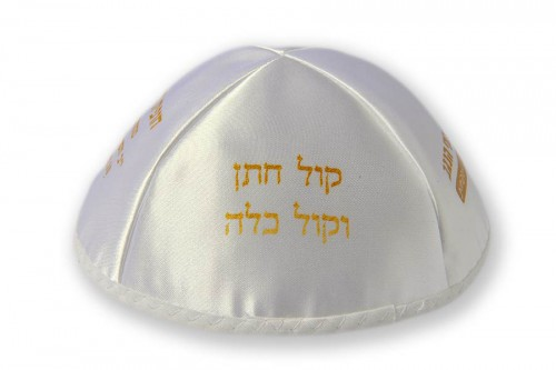 Kippahs for wedding 129
