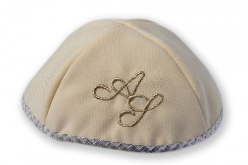Kippahs for wedding 179