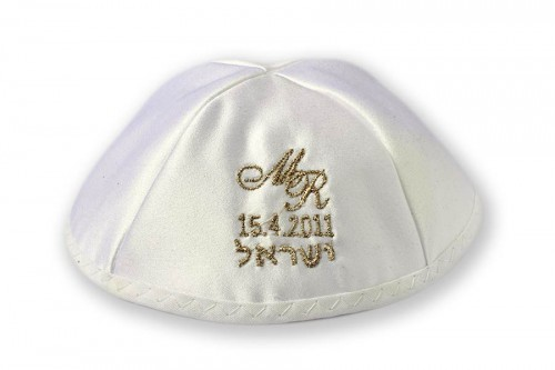 Kippot for wedding 190