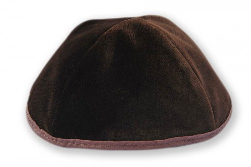 Smooth Velvet Kippot 293