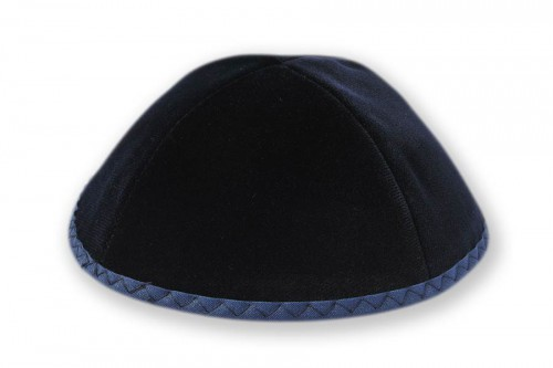 Smooth Velvet Kippot 295