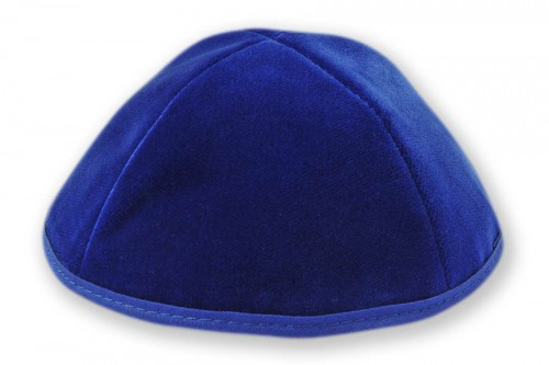 Smooth Velvet Kippot 196