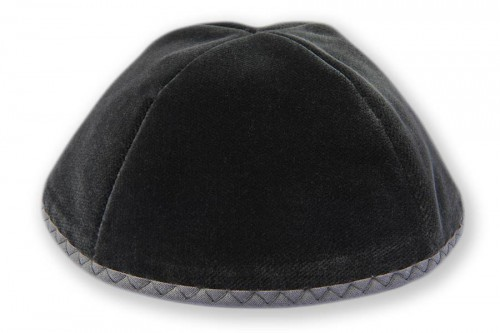 Smooth Velvet Kippot 297