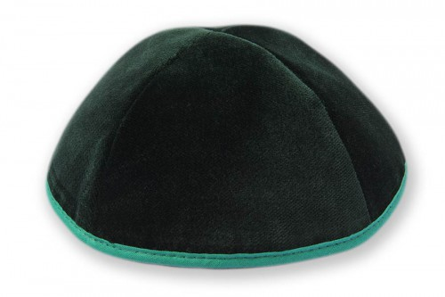 Smooth Velvet Kippot 299