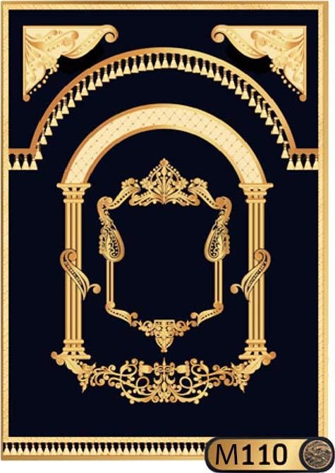 Parochet Royal Gates style M110