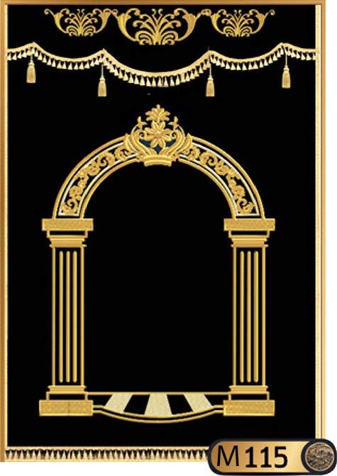 Parochet Royal Gates style M115