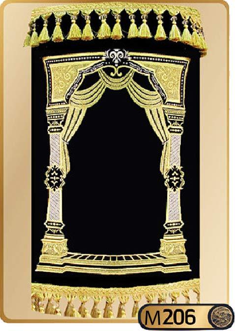 Torah Covers M206