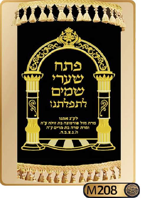 Torah Covers M208