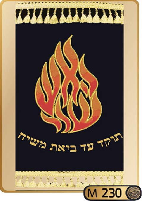Torah Covers M230